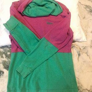 Supreme hooded long sleeve